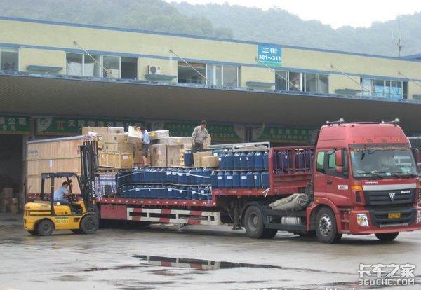 我市五家企业入选江苏省道路货运无车承运人试点企业
