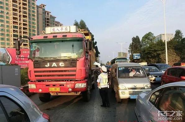 公安部公开回应:货车24小时禁行,通行证难办问题,并明确态度!