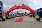 订单10台 欧马可S3超级卡车贵阳受热捧