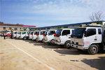 16辆东风力拓T5智能渣土车成他们的首选
