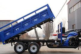 双桥四驱9轮摩托车能拉3吨货,蓝牌轻卡见了直发抖