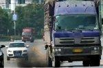 注意!广?#21335;?#36825;些路段禁止货运车辆通行