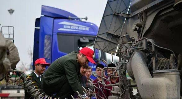 技术大潮汹涌而至卡车维修市场将会何去何从?