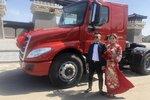 1314 520我用卡车给你一个不一样的婚礼