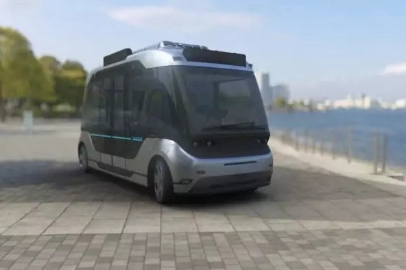 率先起跑!北京将建100平方公里自动驾驶示范区