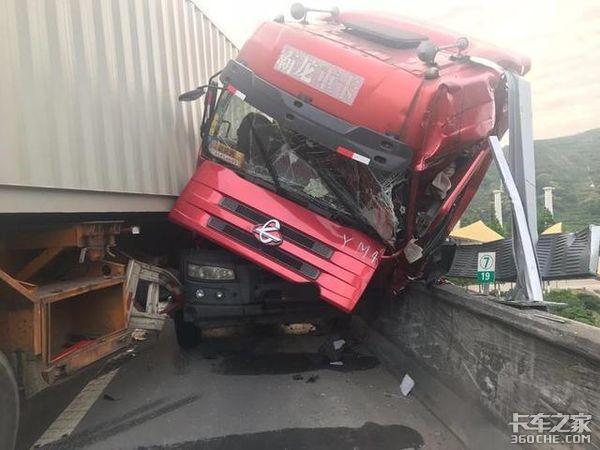 7个卡车司机就有1人出过事故3成选私了