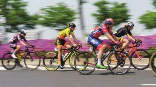 注意这几天太原限行举行环太原国际公路自行车赛