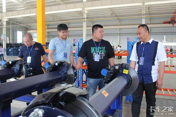 重器车桥钟广臣:我们的产品为安全而生