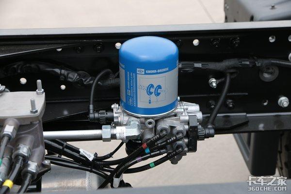 7·1排放升级江铃HV5国六LNG新车发布