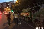 天津:治理违法车辆上路 9辆货车被处罚