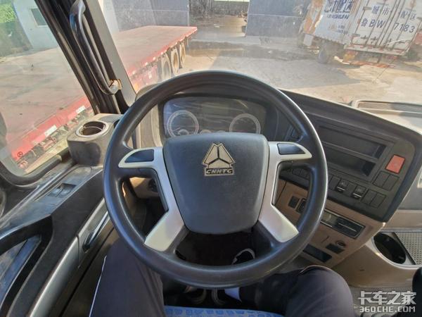 对话驾驶员:看小豪瀚提货车走进提货生活
