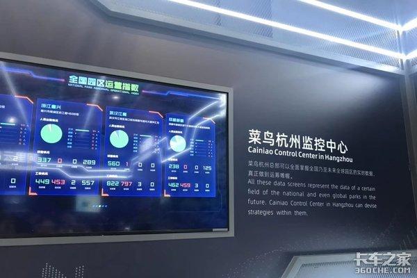 菜鸟总裁万霖:未来三年数字化实现10亿、10万、1亿三个新目标