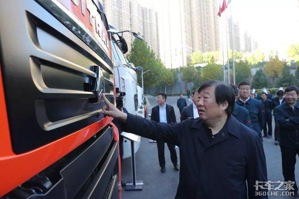 """谭旭光回归,中国重汽到底是在改革还是""""折腾""""?"""