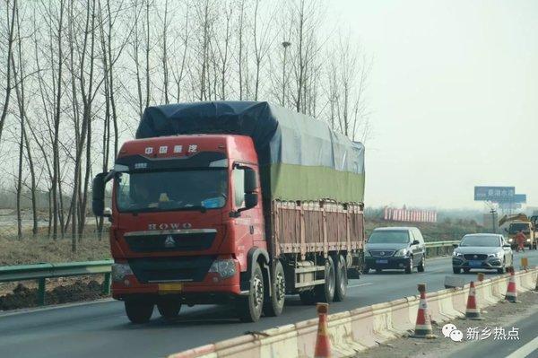 """新乡车主注意了!""""货车24小时禁行,通行证难办""""?"""