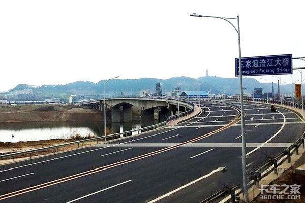5吨以上禁行,限速20km/h四川王家渡大桥被认定为四类危桥!