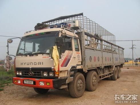 中韩<a href='http://www.dxgs1.com/News/' target='_blank'>卡车</a>海外战已经打响,你更看好谁?