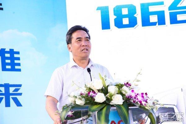 江淮&顺丰186台新能源车广州交车盛典