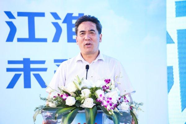 强强联合!江淮186台新能源车交付顺丰