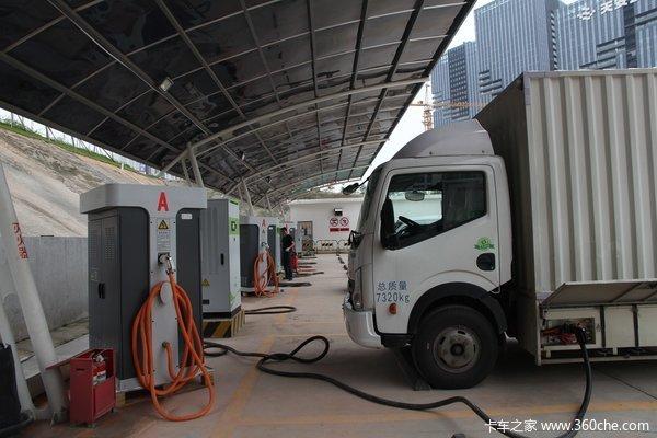 东莞:更新物流配送车要全部新能源车!