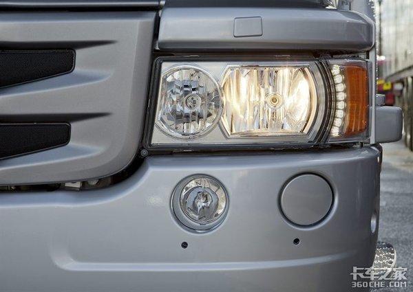 卤素、氙灯、LED,卡车灯光您能分清吗