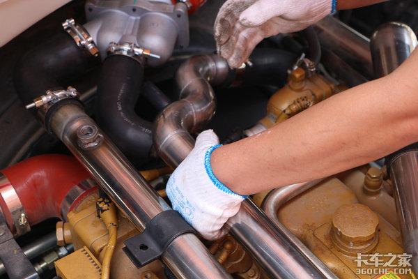 液缓水路改装简单?各种切割焊接得一天