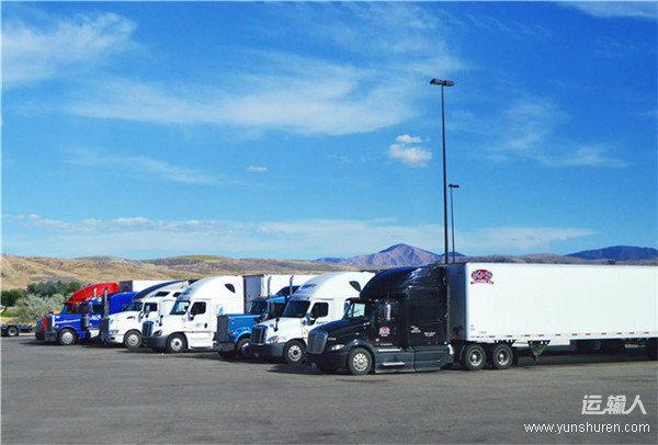 玩命跑≠赚得多在美国开卡车必须要懂哪些规则?