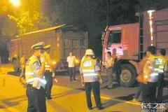 6月1日起 章丘城区所有渣土车一律禁运