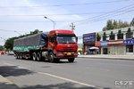 韶山限行首日大货车明显减少 市民支持