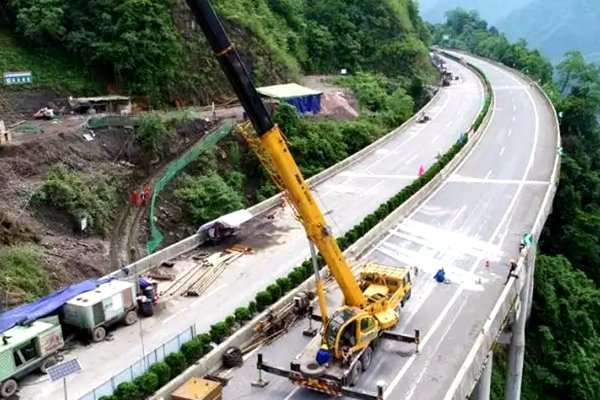 右玉至平鲁段高速公路开通全程64.448公里