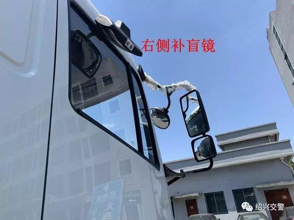 绍兴交警:6月起中重型货车未安装这些设施不予核发通行证!