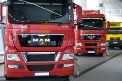 欧洲二手卡车定期拍卖 国内的论斤卖?