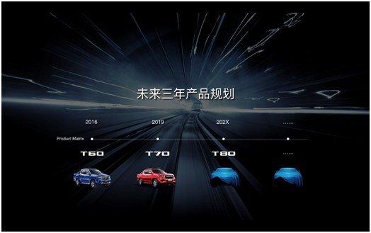 售价11.98万元起国内首款柴油国6皮卡上汽大通MAXUST70正式上市