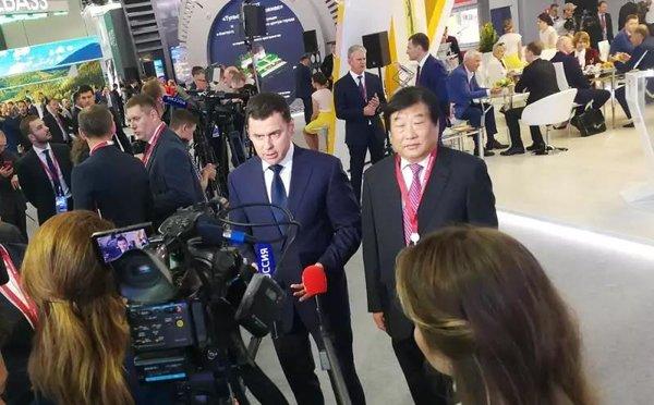 潍柴动力与卡玛斯、俄罗斯雅罗斯拉夫尔州签署三方合作协议