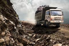 印度惊现解放J4? AMW卡车到底什么来头