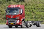 国六270马力三桥车 实拍最新款的乘龙H5