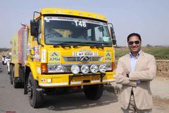 行业三甲的印度AMW卡车如何实现逆袭?