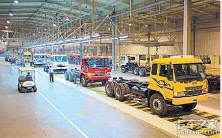 2002年起家,一跃成为行业三甲,印度AMW卡车如何实现逆袭?