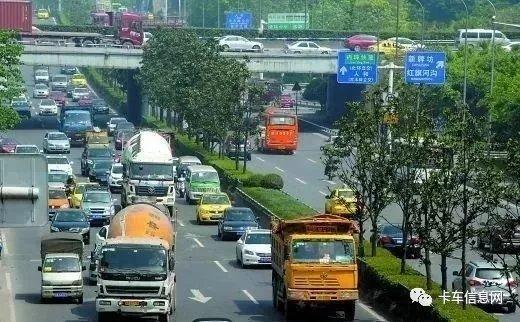 深圳传统砂石车淘汰禁行新型车辆限速