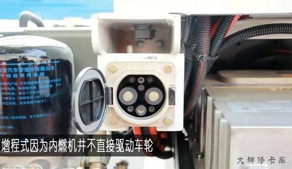 这个解决纯电动的续航短板原理你懂吗