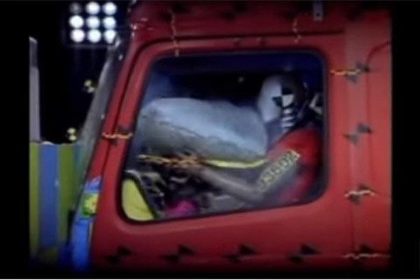 安全气囊应用在重卡上已有25年,但为何至今还不是标配?