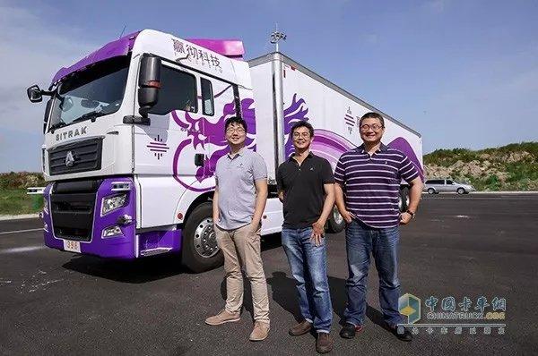 一家成立仅1年的科技公司在卡车领域圈粉无数!凭什么?