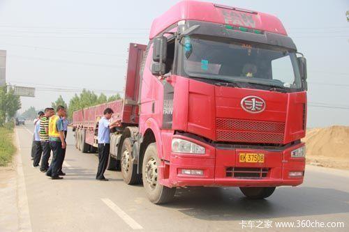 株洲市:已查处非法超限超载货车2100多台