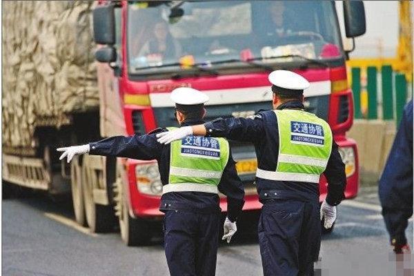 6月12日起天津部分路段因大型物品运输需要将采取临时交通管制
