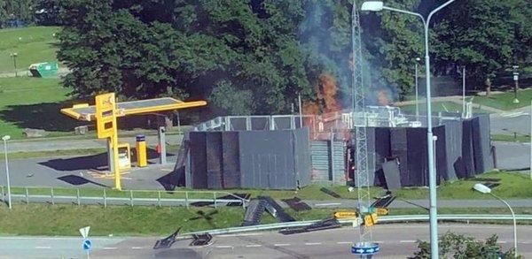 挪威一加氢站爆炸丰田、现代暂停在挪威销售氢燃料电池汽车