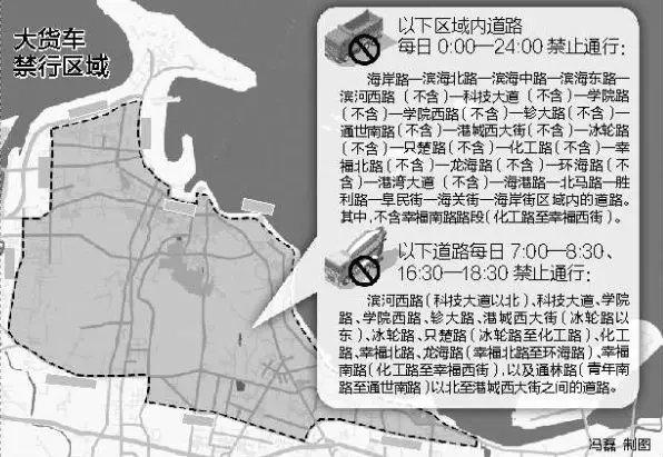 7月1日起多地国三车禁行限行区域扩大