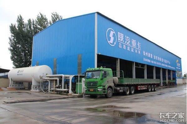 卡车之家带您了解不一样的江苏潍重集团