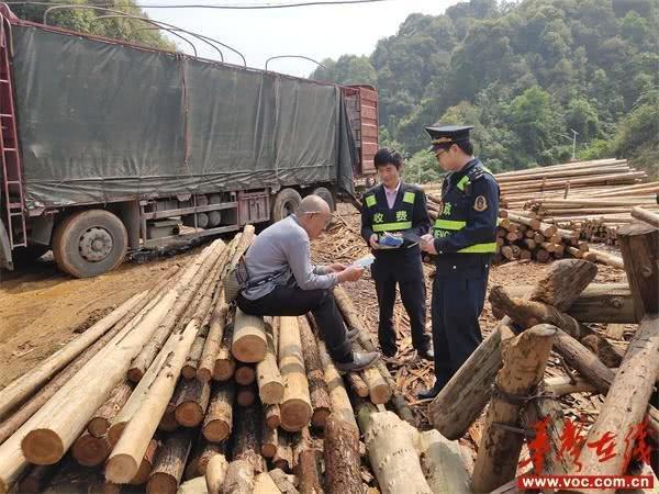 邵阳高速入口治超工作初见成效5月超限率降至0.16%