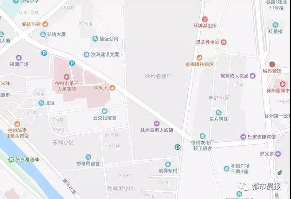 徐州新增一条限行路段还有这条路的交通限制延期了