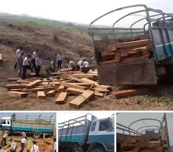 边境线路货车司机注意:缅甸购买高科技缉私,货物高度别超4米57