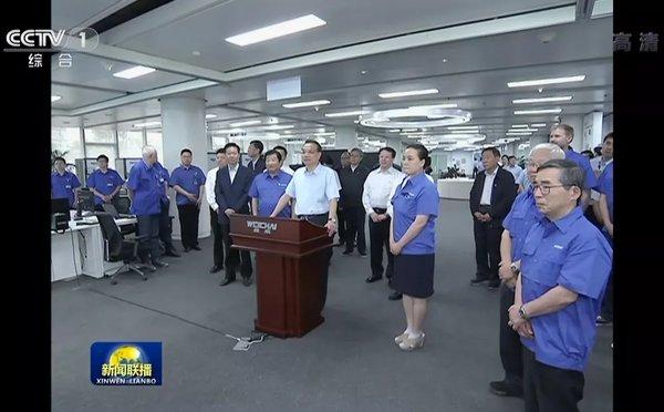 谭旭光:潍柴动力科技创新中心建设提速